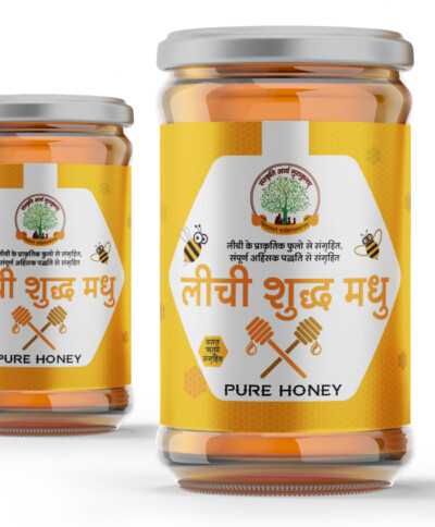 Buy Pure Natural Organic Lichi Honey Online in India